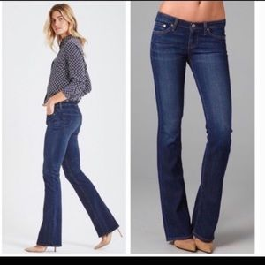AG Adriano Goldschmied The Angle Bootcut Jeans 30